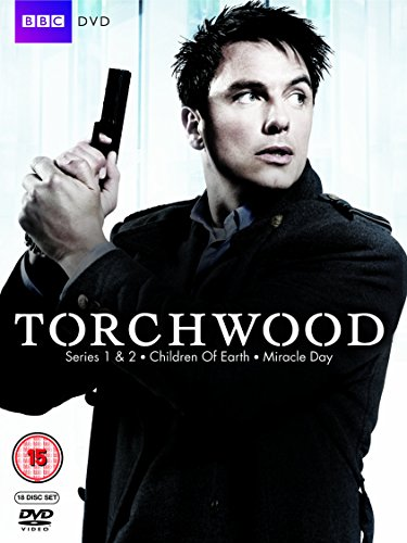 Series 1-4 Box Set (18 DVDs)