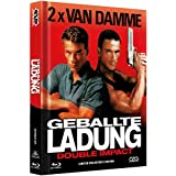 Geballte Ladung - Double Impact - uncut (Blu-Ray+DVD) auf 999 limitiertes Mediabook Cover A