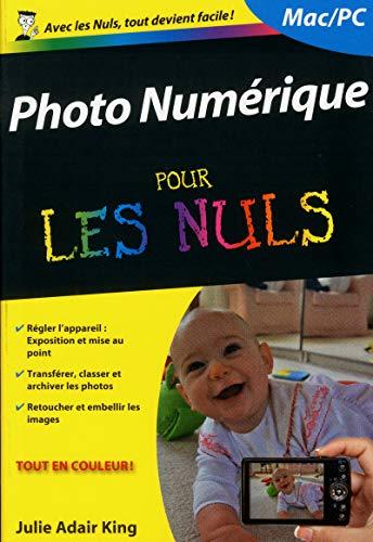 Photo Numérique 12e Poche Pour les Nuls par Julie ADAIR KING