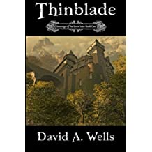 Thinblade: Sovereign of the Seven Isles: Book One by David A. Wells (2011-06-10)