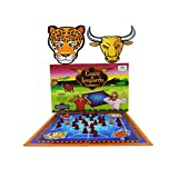 Fun Board Game Cow & Leopards Toys