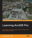 Learning ArcGIS Pro: Create, analyze, maintain, and share 2D and 3D maps with the powerful tools of ArcGIS Pro