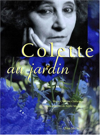 COLETTE AU JARDIN par Marie-Christine Clément