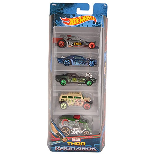 Hot Wheels FNX22 Cars (Wheels Hot Dekorationen)