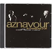 20 Chansons D'or [Import allemand]