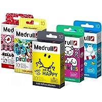 Medrull Pflaster für Kinder im Set 5er Box Mr HAPPY - Hello KITTY - MIMI Kids - Piraten - Marine 50 Stück preisvergleich bei billige-tabletten.eu