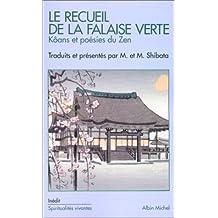 Recueil de La Falaise Verte (Le) (Collections Spiritualites)