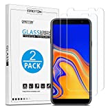OMOTON [2 Pack] Compatible for Samsung Galaxy J4 Plus/J6