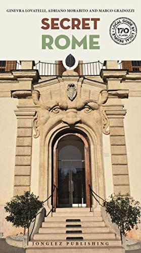 Roma insolita e segreta. Ediz. inglese [Lingua Inglese]