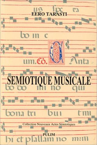 Sémiotique musicale