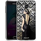 Samsung Galaxy A3 (2016) Housse Étui Protection Coque Anna Karénine Mode Fashion
