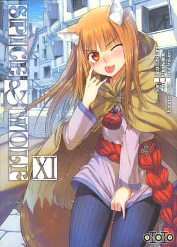 Spice and Wolf Vol.11