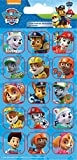 Paper Projects 9096264 Paw Patrol Captions Foiled Stickers