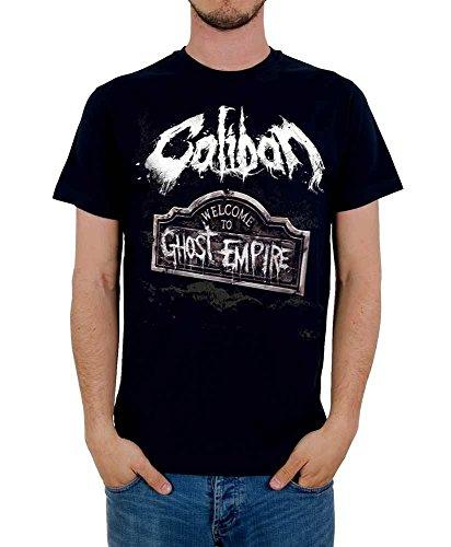 CALIBAN - Welcome - T-Shirt Schwarz