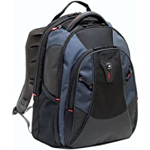 """Wenger 600632 MYTHOS 16"""" Laptop Backpack , Triple Protect compartment with case stabalising platform in Blue {25 Litres}"""