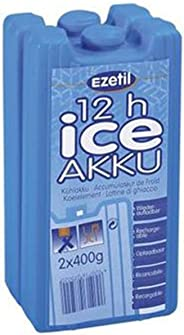Ezetil Unisex Ezetil Buz Kasedi 2x400 Gr Ne3054 (ipv) Ezetil Buz Kasedi 2x400 Gr NE3054 (IPV), mavi, Tek Beden, 300155