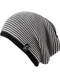 Mütze Mori - Trendige leichte long beanie für Damen und Herren Köpfe bis 57cm Umfang - auch unisex, Slouch long beanies 2014