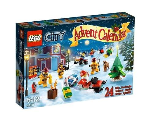 Lego Calendrier - LEGO City - 4428 - Jeu de