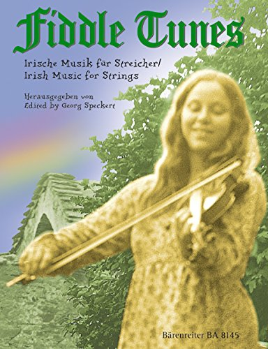 Preisvergleich Produktbild Fiddle Tunes -Irische Musik für Streicher-. Partitur, Stimmensatz