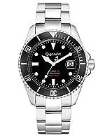 Gigandet Sea Ground-Reloj de Deporte y Buceo para Hombre/Mujer, automático-G2-002 de Gigandet