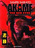 Image de Akame. The red eyes