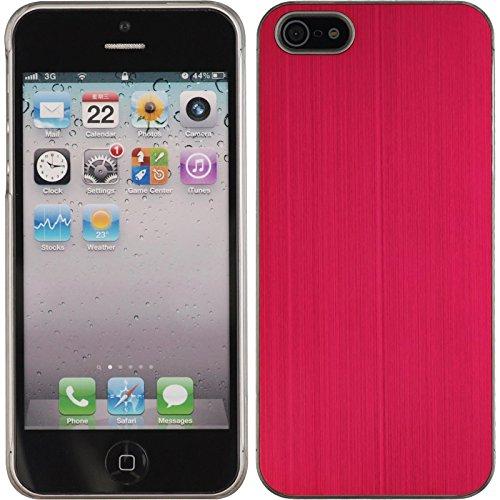 coque-rigide-pour-apple-iphone-5-5s-se-mtallique-rouge-cover-phonenatic-cubierta-films-de-protection