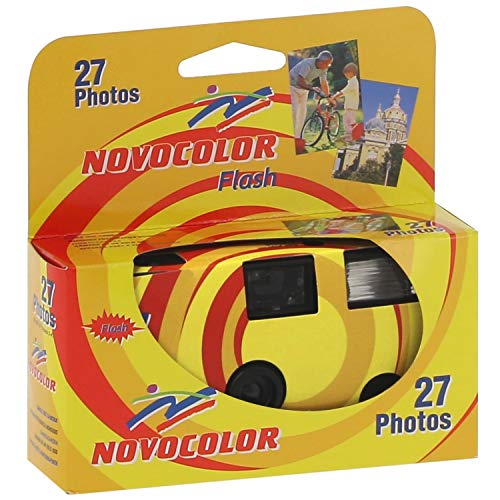 Oferta de AP APM401004 - Cámara de un Solo Uso con Flash, Multicolor