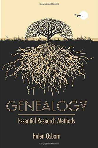 Genealogy: Essential Research Methods by Helen Osborn (2012-12-01)
