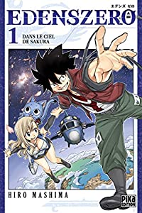 Edens Zero Edition simple Tome 1