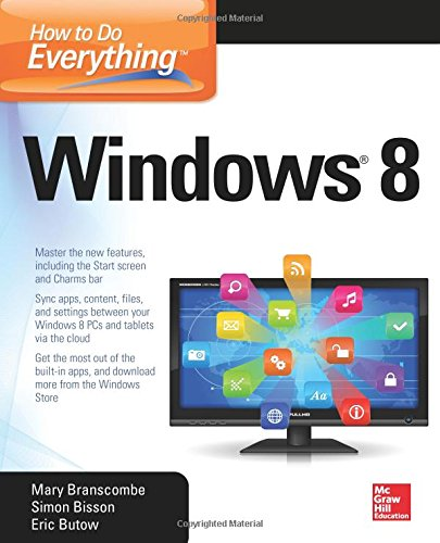 How to Do Everything: Windows 8