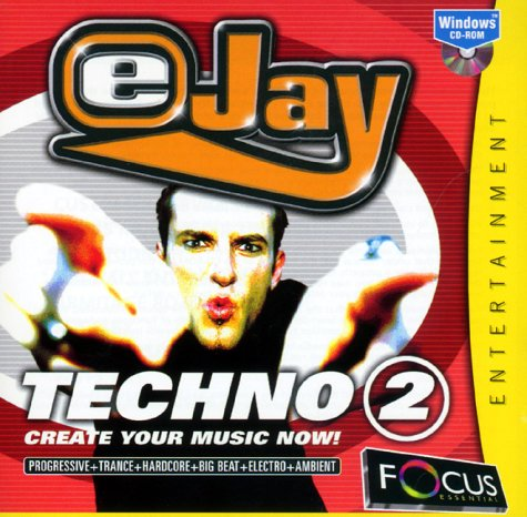 Preisvergleich Produktbild Techno eJay 2 (CD case)
