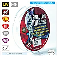 SEAGUAR FINAL LINE 0.520mm 23.5Kg