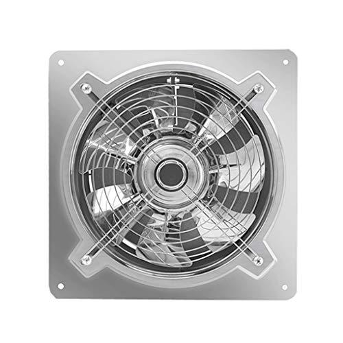 Acero Inoxidable Extintor De 12 Pulgadas, Concina Potente Extintor Ventilación Industrial Extractor...