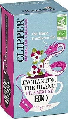 Clipper Thé Blanc Framboise 30 g