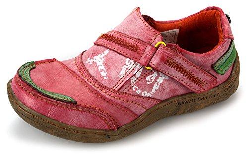 Confortáveis Lazer sapatos Vermelhos Baixos Sapatos 1364 De Senhoras Tma TqtfWvRUR