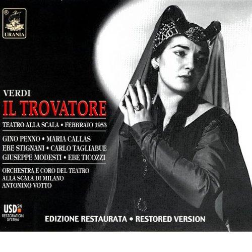"""""""Il Trovatore"""" 2cd Enregistrement Live du 23 Février 1953"""