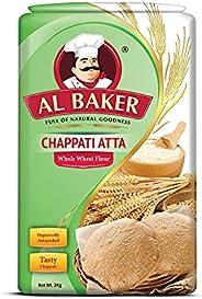 Al Baker Chappati Atta Flour, 2kg