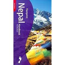 Footprint Nepal Handbook (Nepal Handbook 1999)
