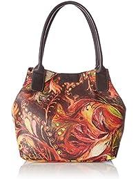 Tom Tailor Acc Miri Fall - Borse a spalla Donna, Mehrfarbig (Multi), 17.5x28x43 cm (L x H D)