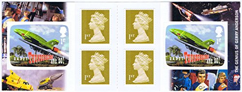 2011-timbres-thunderbirds-contenant-6-x-timbres-timbres-royal-mail-1st-class