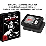 BR BOX Sin City 2 - A Dame to Kill for 3D - Limited Edition Steelbook