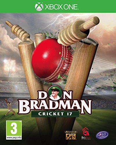 Live-cricket-spiel (Don Bradman Cricket 17 (UK-Version))