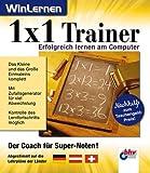 1 x 1 Trainer, 1 CD-ROM Der Coach für Super-Noten. Abgestimmt auf die Lehrpläne der Länder Deutschland, Österreich, Schweiz. Für Windows 98/2000/ME/XP