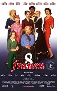 8 Frauen [VHS]