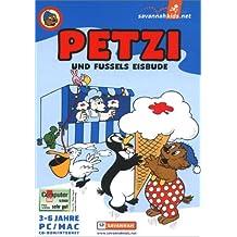 Petzi und Fussels Eisbude