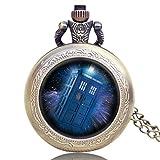 Die besten Freunde Tardis - Dr Who Blue TARDIS in Space Bronze Effekt Bewertungen