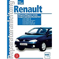 Renault Megane Scenic/Coupe/Cabriolet Baujahre 1995 bis 2000: 1.4-l 16