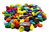 #2: Colourful Aquarium Multi Color Decorative Stone For Garden/Lawn/Aquarium Decoration 1Kg #00123