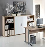 BEGA Highboard OFFICE LINE in Eiche Sonoma