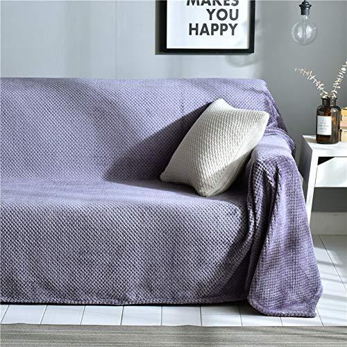 HXPP Funda Sofa Relax Individual, Anti-Gato Que Rasguña Sofá Cama Cubierta Completa...
